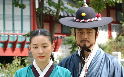 韓国ドラマ「宮廷女官チャングムの誓い」動画フル